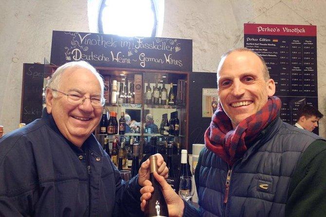 Heidelberg Tour with winetasting.