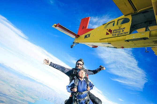 Skydive Mt. Cook - 45+ Seconds of Freefall from 13,000ft