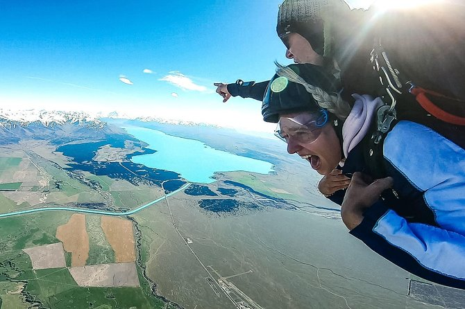 Skydive Mt. Cook - 60+ Seconds of Freefall from 15,000ft