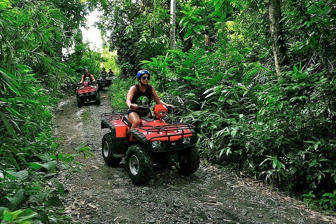 Bali Quad Bike with Tour to visit Ulun Danu and Tanah Lot Temple