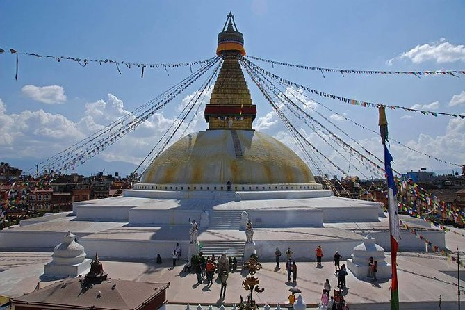 Kathmandu city day tour (4 world heritage sites)