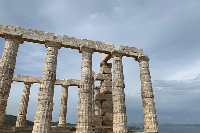 Temple of Poseidon Half Day Private Trip