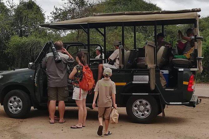 Kruger National Park Safaris from Marloth Park
