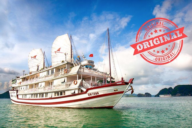 (Official) Signature Royal Cruise - 03 days 02 nights program