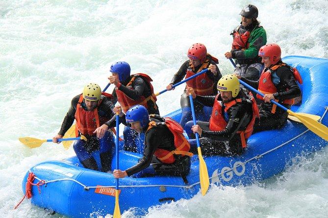 Rafting sulle rapide a Sjoa, gita di un giorno