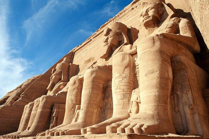 Day tour to Abu Simbel from Aswan