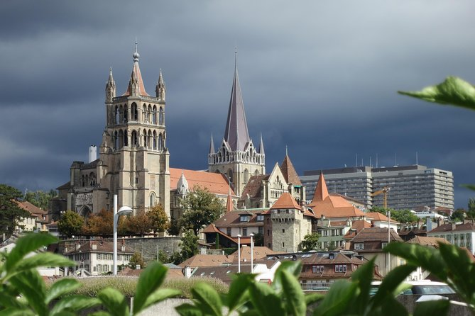 Medieval Lausanne: Tour this historic city & its architecture on an audio walk