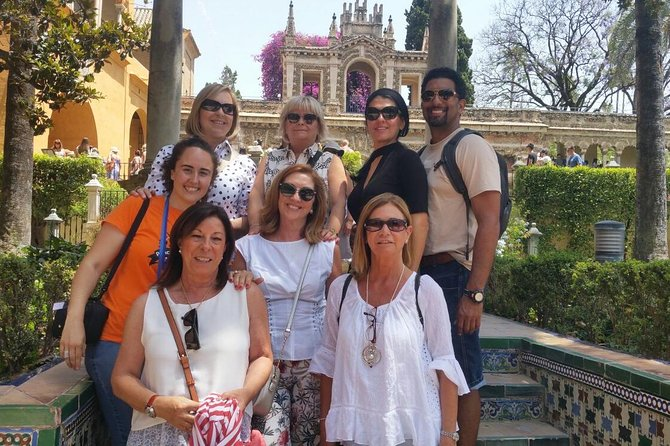 Alcazar of Seville Skip-the-Line Guided Tour