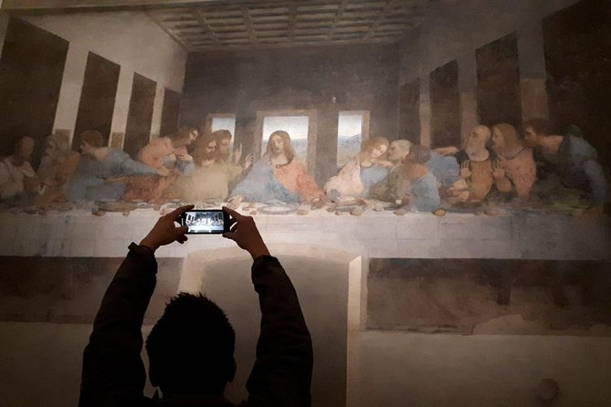 Express Tour of the Last Supper in Milan | MAX 6 PEOPLE Guaranteed