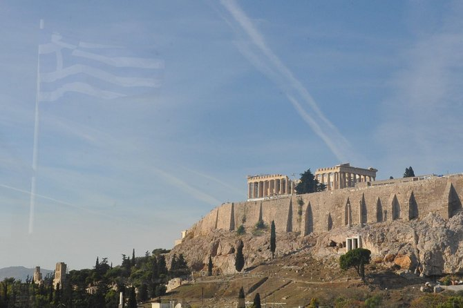 Athens Walking Tour - Explore one of the oldest cities of Europe