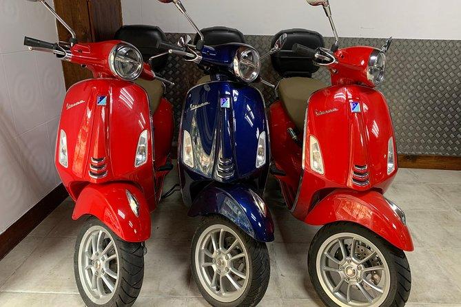 Vespa Spring 50cc rental