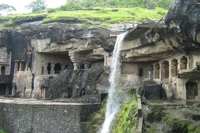 Ajanta And Ellora Caves From Mumbai By Overnight Bus 4D/3N With 3* Accommodation