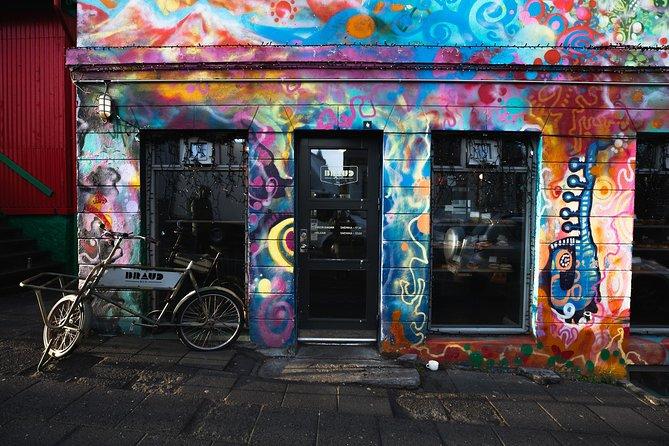 Reykjavik city tour: Local food, beer & chocolate factory tour