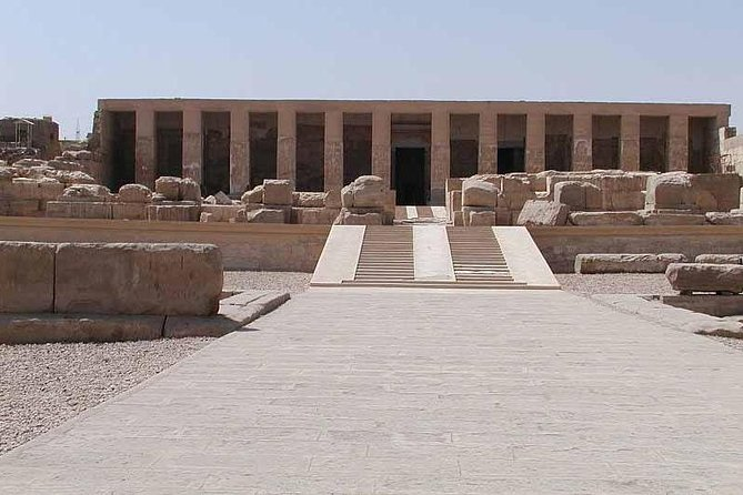 Day Tour to Dendara & Abydos Temples from Luxor photo 1