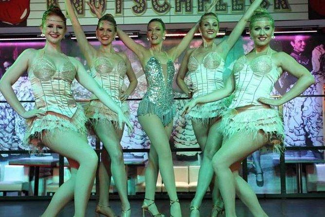 Burlesque workshop in the wild Matilde