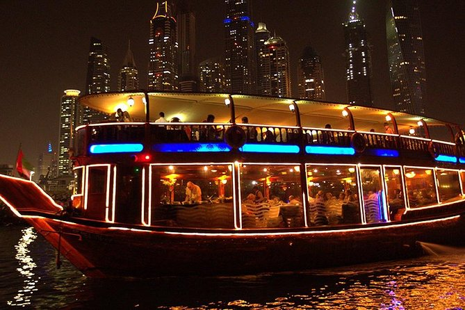 Dubai Marina Crusie with Transfer