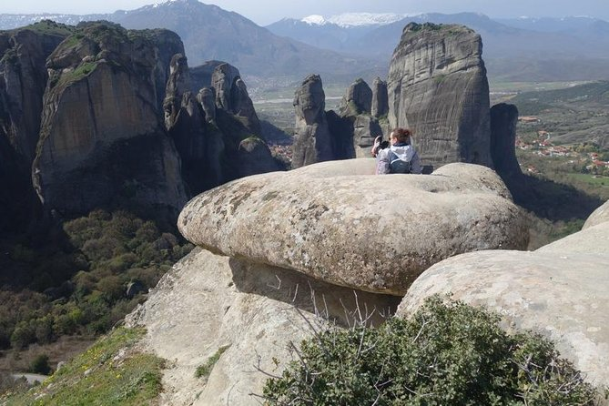 Meteora private tour from Thessaloniki