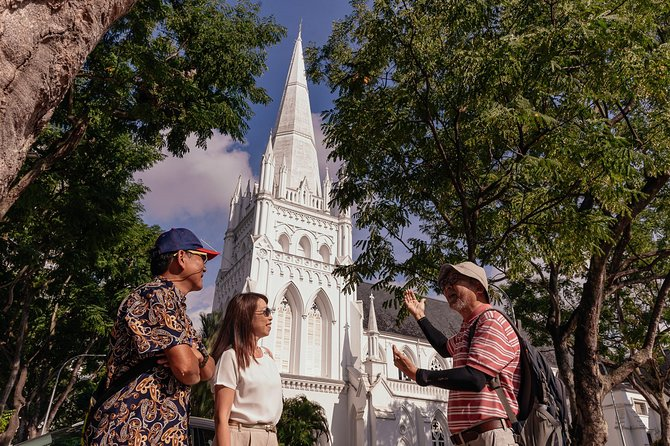 Private Tour: Singapore's Colonial Districts with a Local