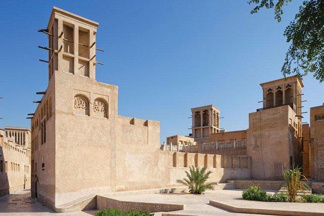 "Dubai Walking Tour ""Fahidi Area, Dubai Museum, Souks"""