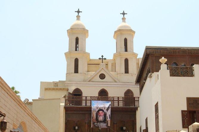 Cairo: Citadel, Mosques and Coptic Part Tour .
