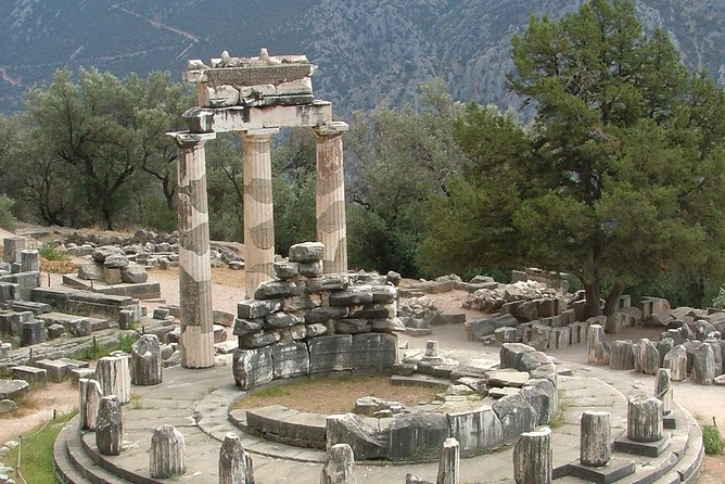 Delphi Private Day Trip from Athens and Lunch
