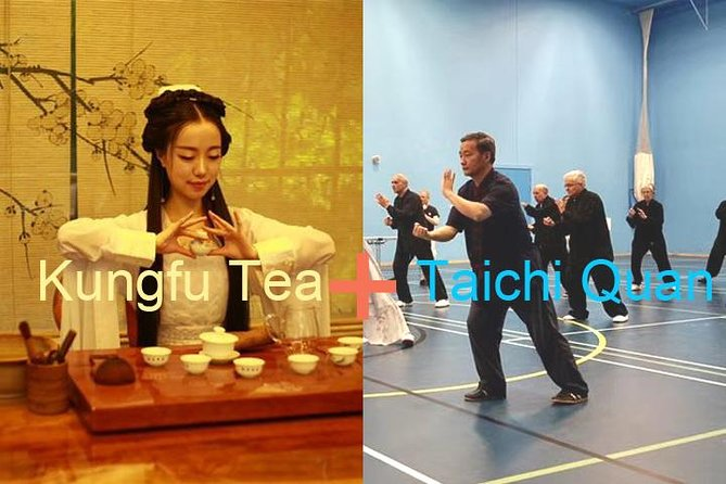 Taichi and Tea Culture Appreciation- Miukia Culture Experiences Series photo 1