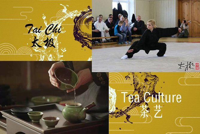 Taichi and Tea Culture Appreciation- Miukia Culture Experiences Series photo 3