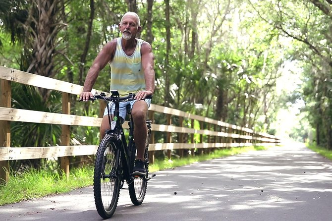 Electric Bike Rental in Daytona Beach
