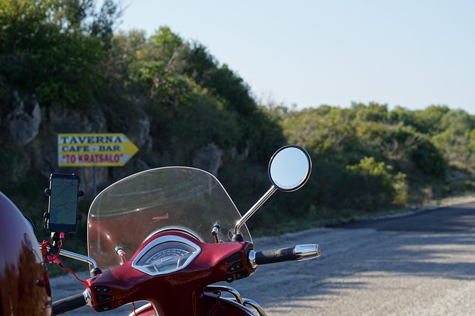 """Vespa Scooter Tour """"Off the beaten path Local Villages """" 3-hour scooter tour"""