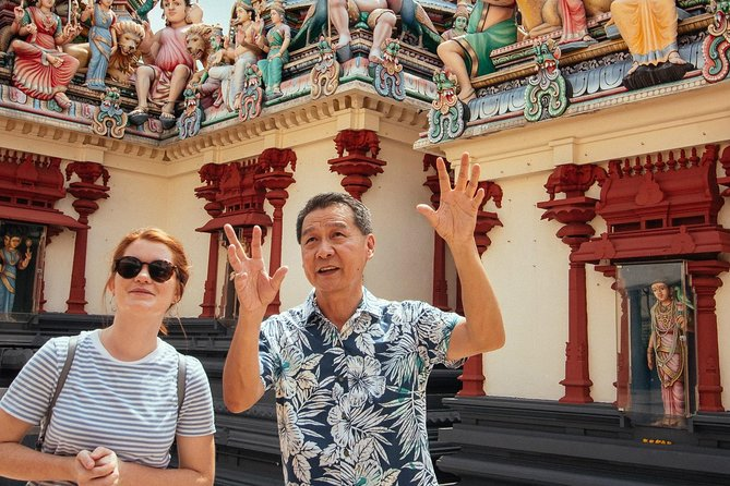 Private Cultural Chinatown Tour: History & Temples with a Local photo 2