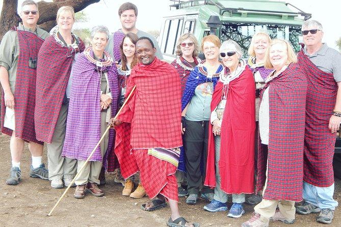 3 Days Tanzania Cultural Clue