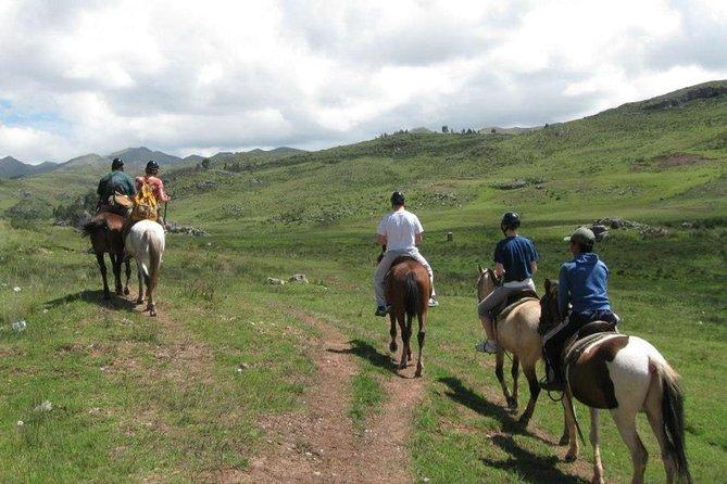 Horseback Ride to Devil's Balcony in Cusco, Perú