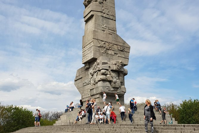 Malbork Castle and Westerplatte Tour with Lunch