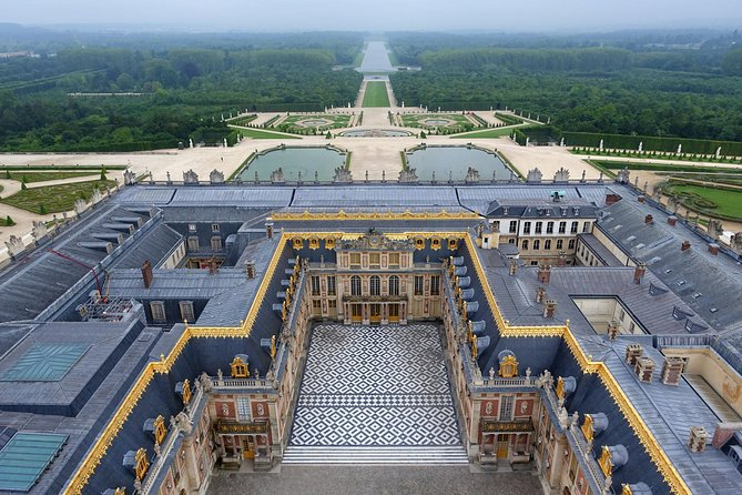 Versailles Palace Fast Entrance Ticket with Audio Guide