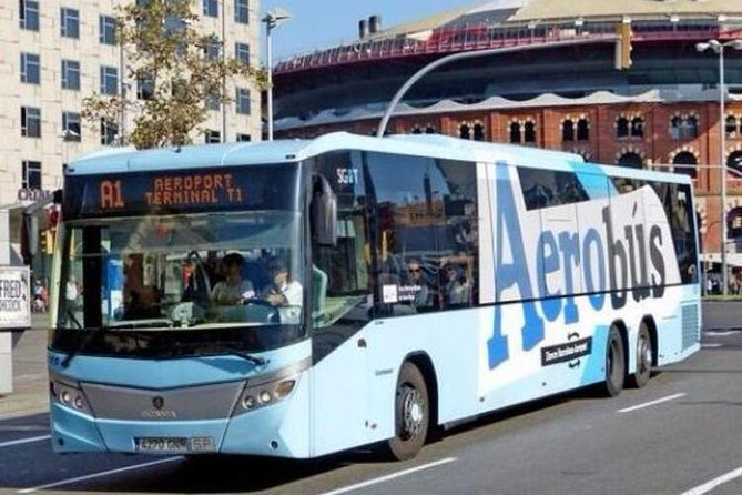 Aerobus Barcelona Airport Shuttle to City Centre