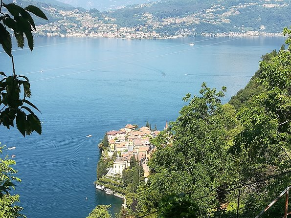 HIKING TOUR: VARENNA, Castle of VEZIO Villa MONASTERO, FIUMELATTE