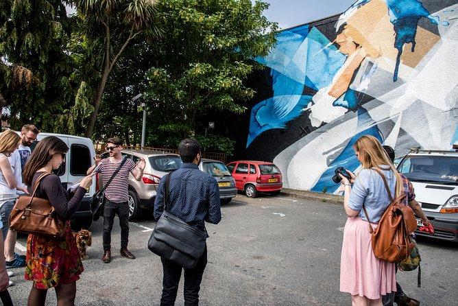 Peckham Street Art & Craft Beer Tour