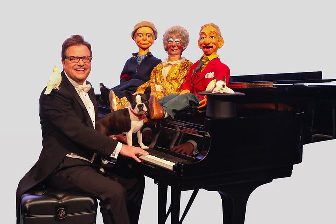 """Todd Oliver's """"FUNNIEST NIGHT OF YOUR LIFE"""" Ventriloquist & Magic Dinner Show"""