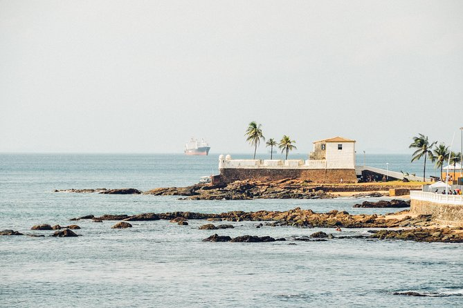 Salvador Bahia: Historic City Tour