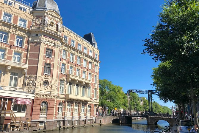 Absolutely Amsterdam: Tip-Based Walking Tour With Super Local Guide (2,5 Hours)
