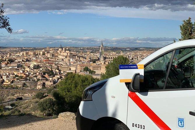 Viagem de um dia privado de Madri a Toledo