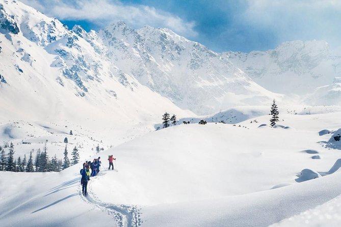 8 hours skitour trip in Tatra Mountains for advanced