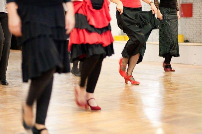 Master Class Of Flamenco por Sevillanas