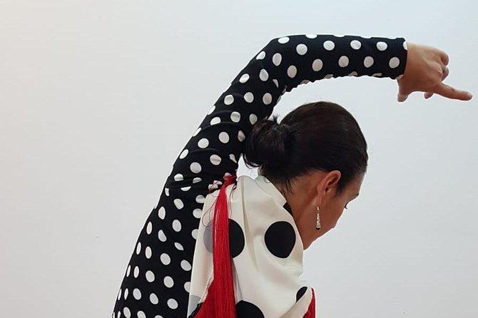 """Learn """"Sevillanas"""", Flamenco Dance. Vejer"""