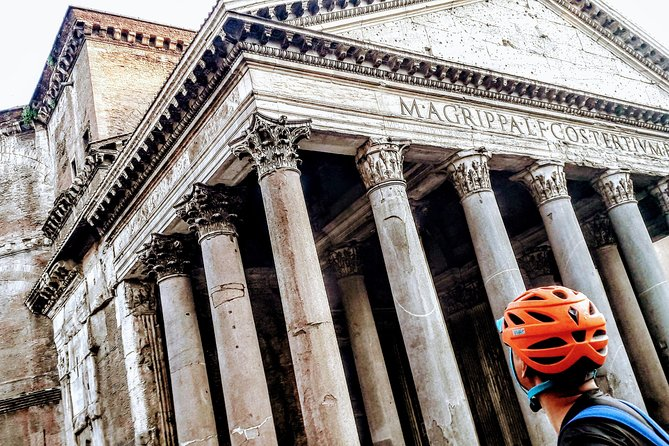 Roman Monuments & Views by Ebike