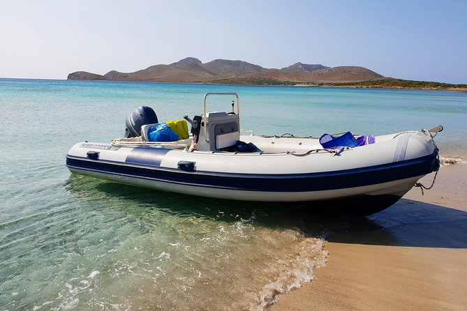 Cagliari: Between sea and mountains: Dinghy and Jeep Tour from Chia