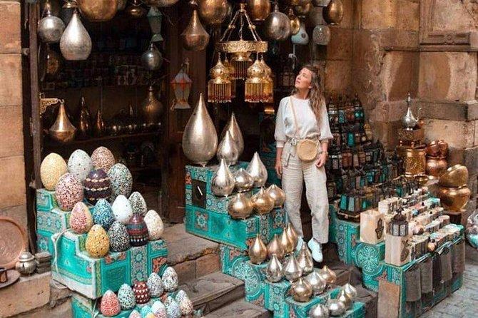 Cairo Shopping Tour.