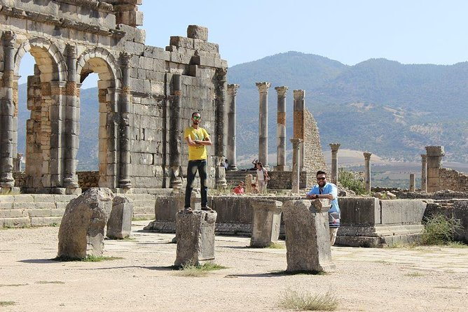 Full day private tour of Volubilis and Meknes from Fez