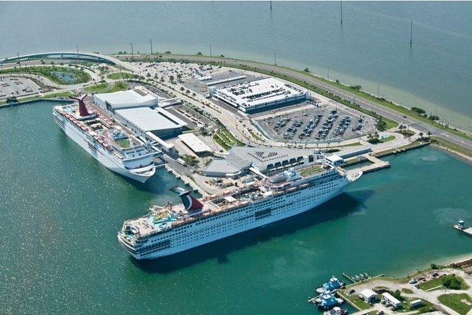 Aeroporto Orlando (MCO) para Port Canaveral