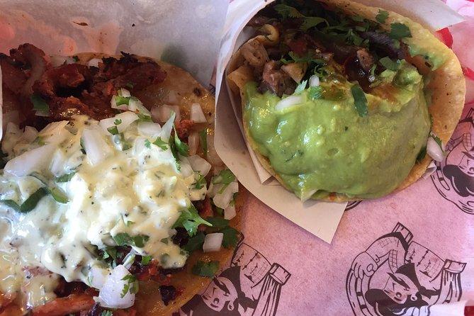 Tijuana Tacos from San Diego